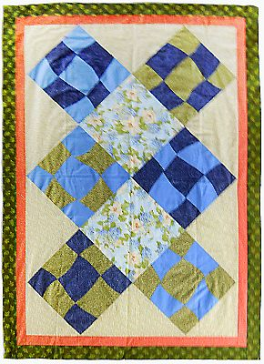 A quilt project, 'Marianne's Quilt,' by Joy-Lily.