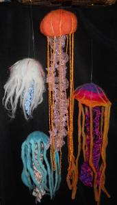 felted jellies